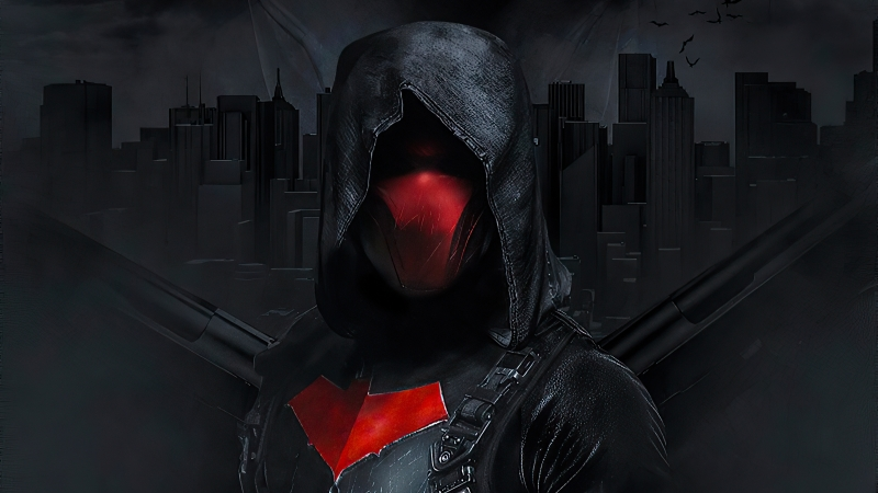 Red Hood 2020 Artwork 4k Wallpaper