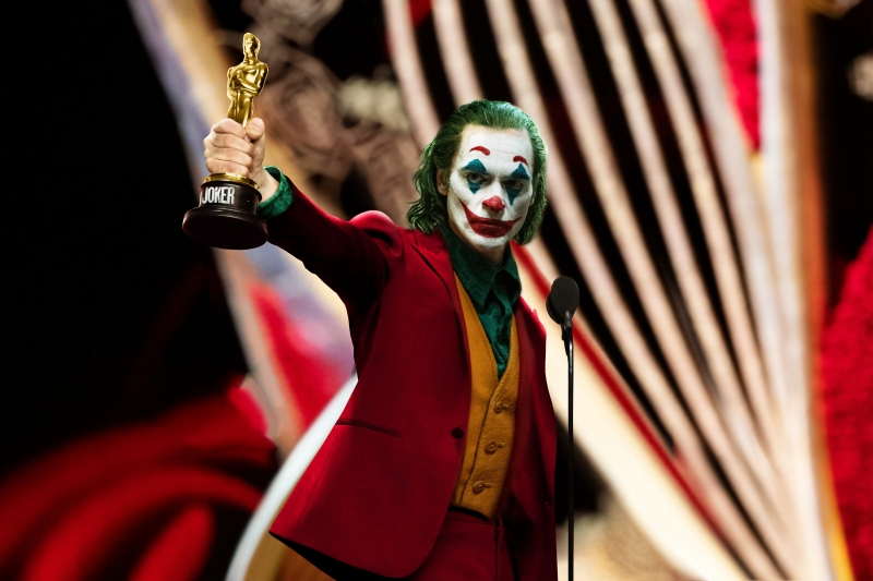 Joker Oscar Winning Wallpaper