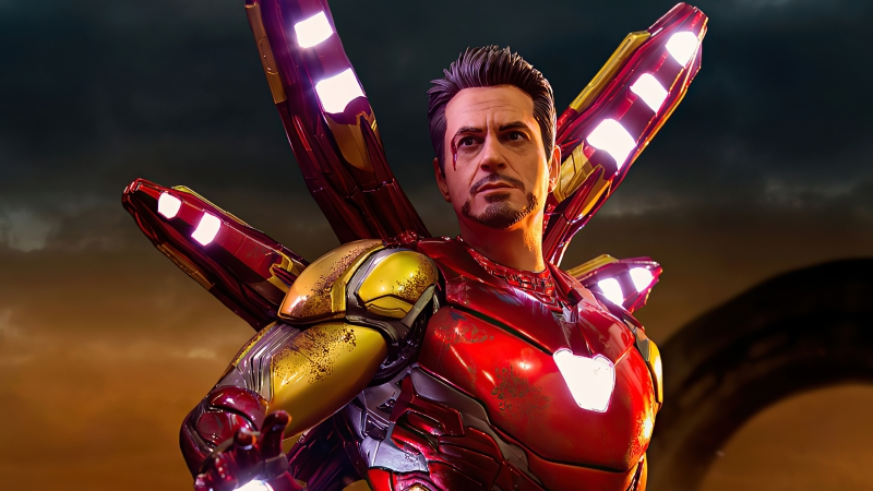 Tony Stark 4k 2020 Wallpaper