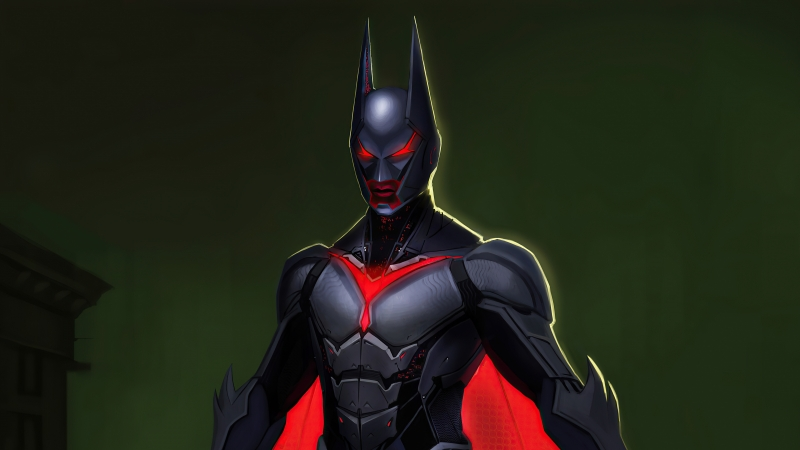 Batman 4k Beyond 2020 Art Wallpaper