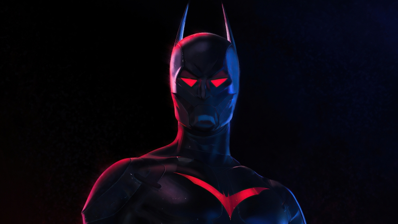 Batman Beyond 2020 Art Wallpaper