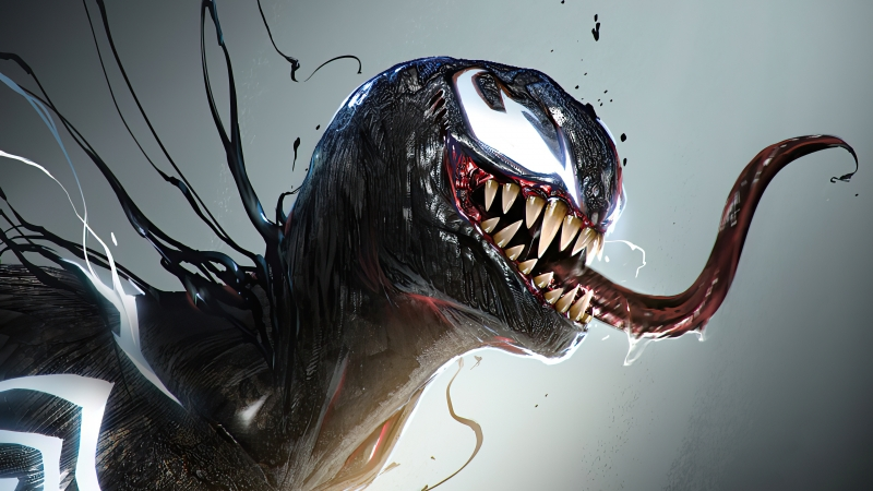 Venom 4k 2020 Art Wallpaper