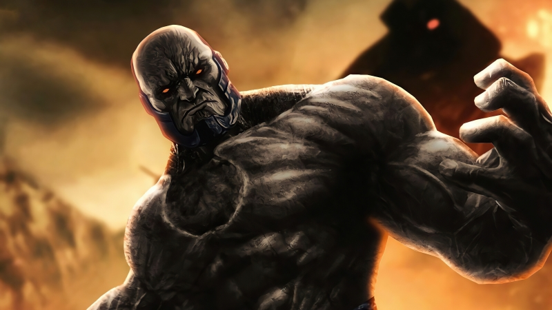 DC Comics Darkseid 4K 5K HD Darkseid Wallpaper