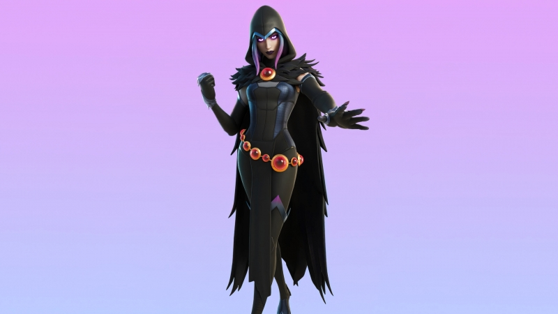 Fortnite New Rebirth Raven Outfit Skin HD Fortnite Wallpaper