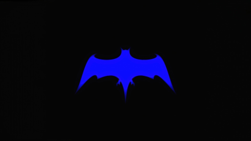 Bat Symbol 8k Wallpaper
