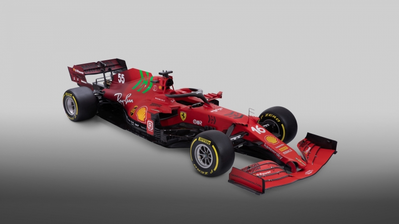 Ferrari SF21 2021 2 4K HD Cars Wallpaper