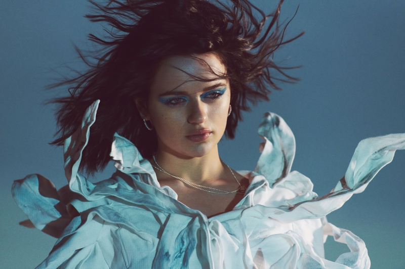 Joey King Carlos Serrao And Monica May For Flaunt Magazine 5k Wallpaper