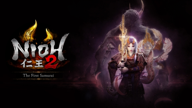 Nioh 2 First Samurai 4K HD Nioh 2 Wallpaper