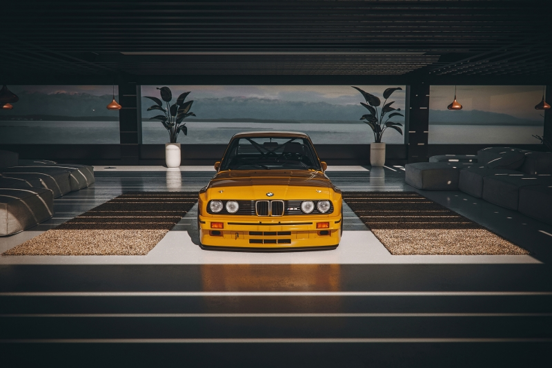 Bmw E30 M3 Evo Dtm 4k Wallpaper