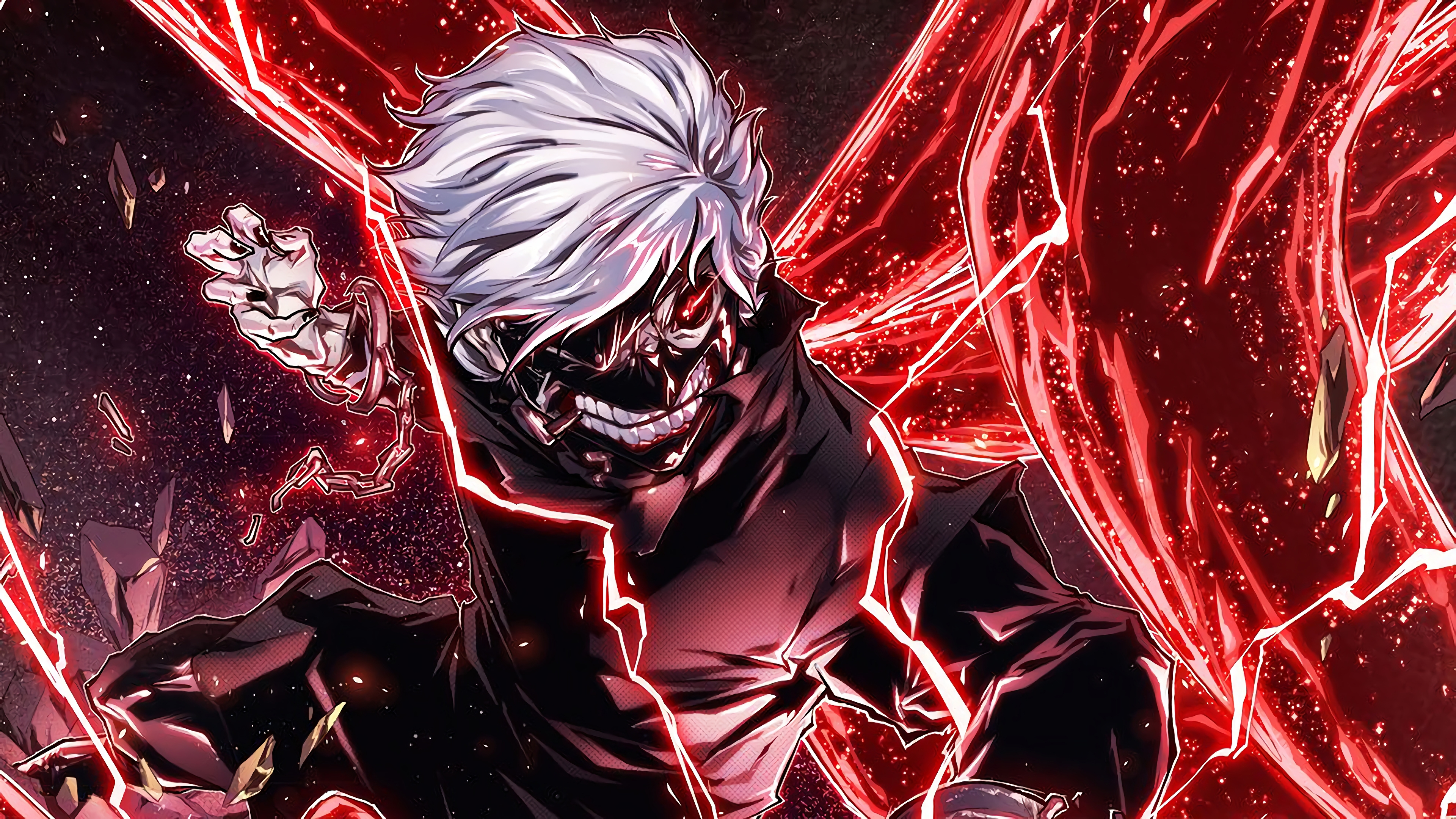 26 Tokyo Ghoul Hd Wallpapers Backgrounds