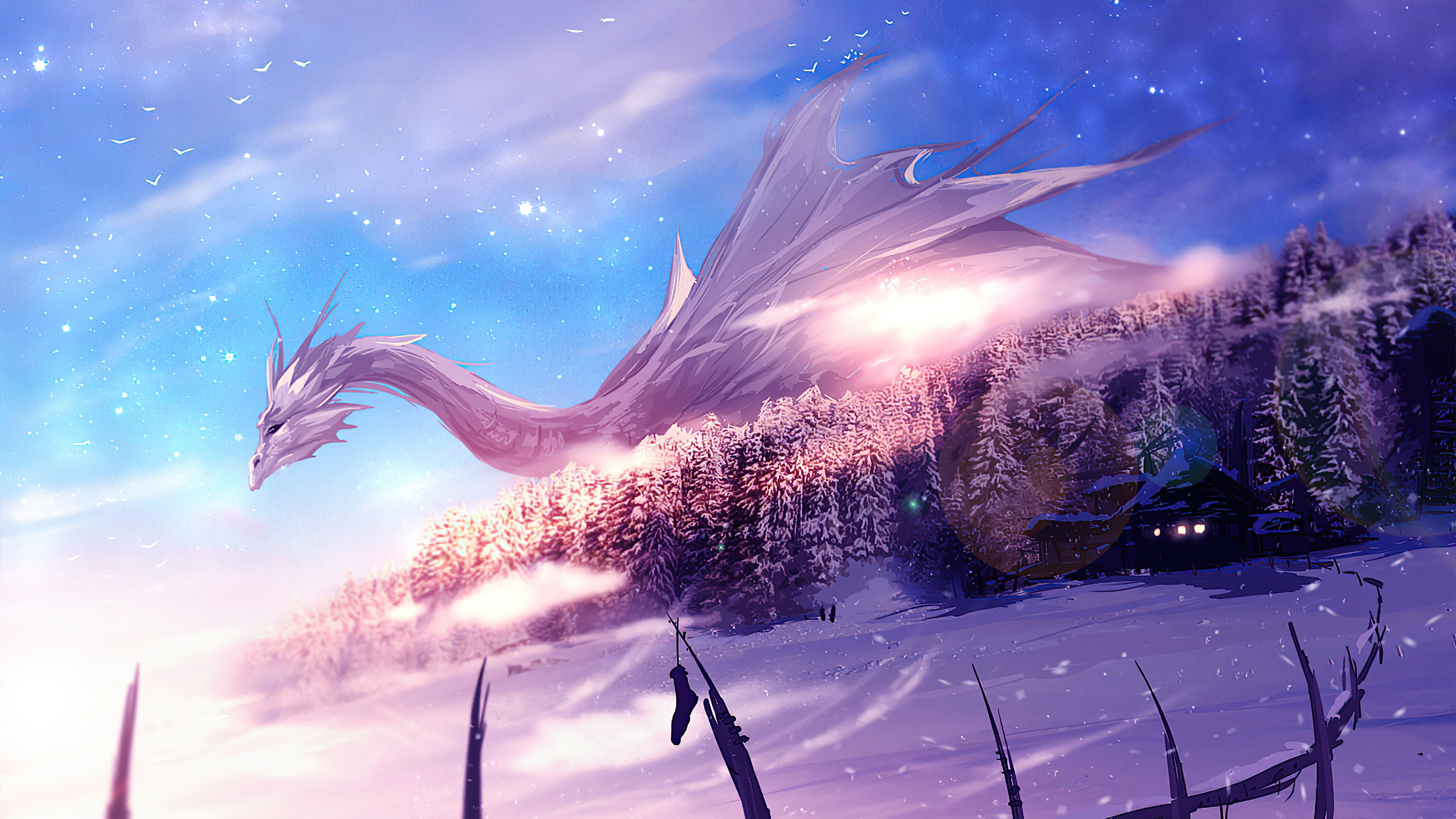 1 Fantasy Dragon Hd Wallpapers Backgrounds