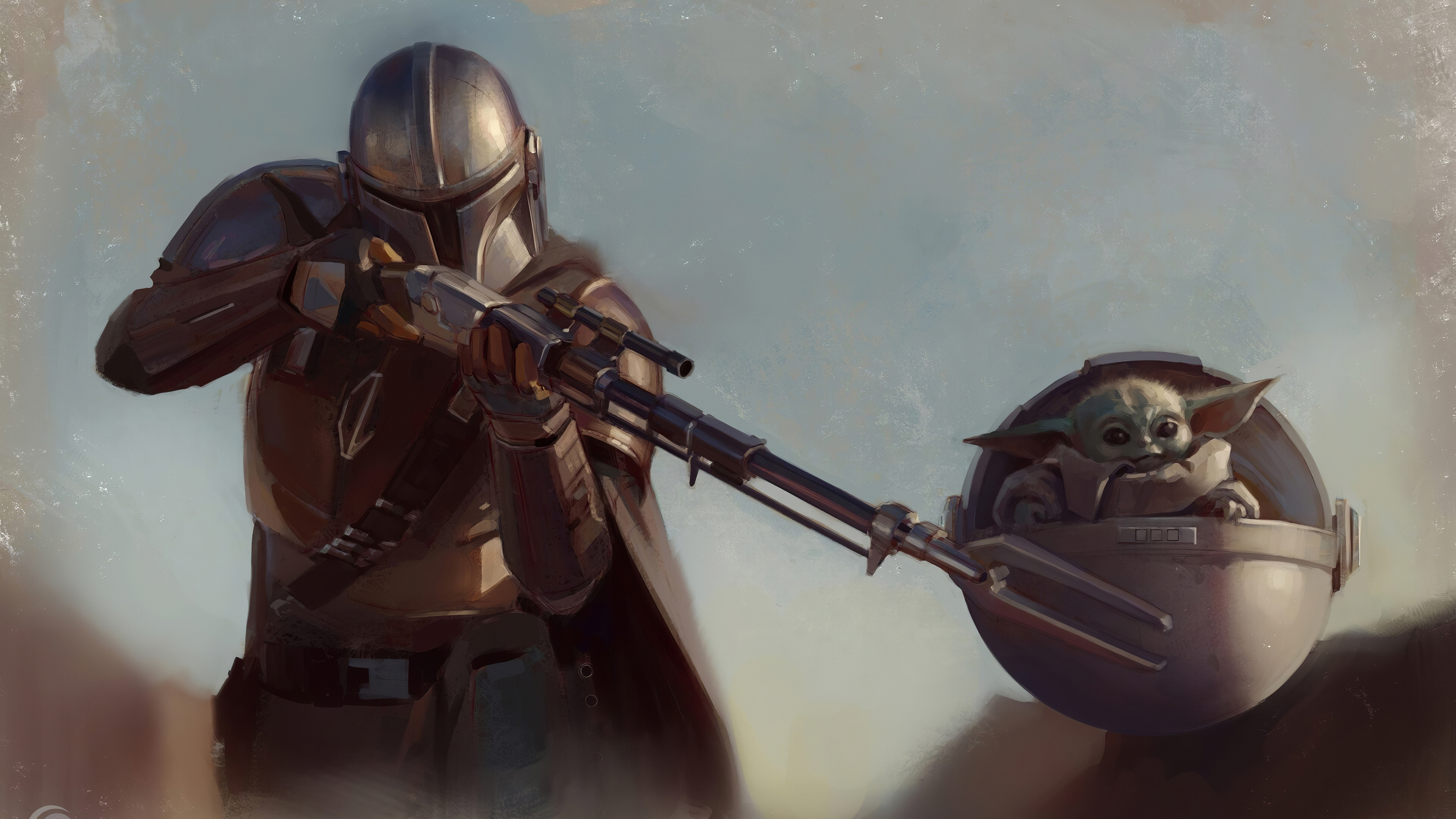 18 The Mandalorian Hd Wallpapers Backgrounds