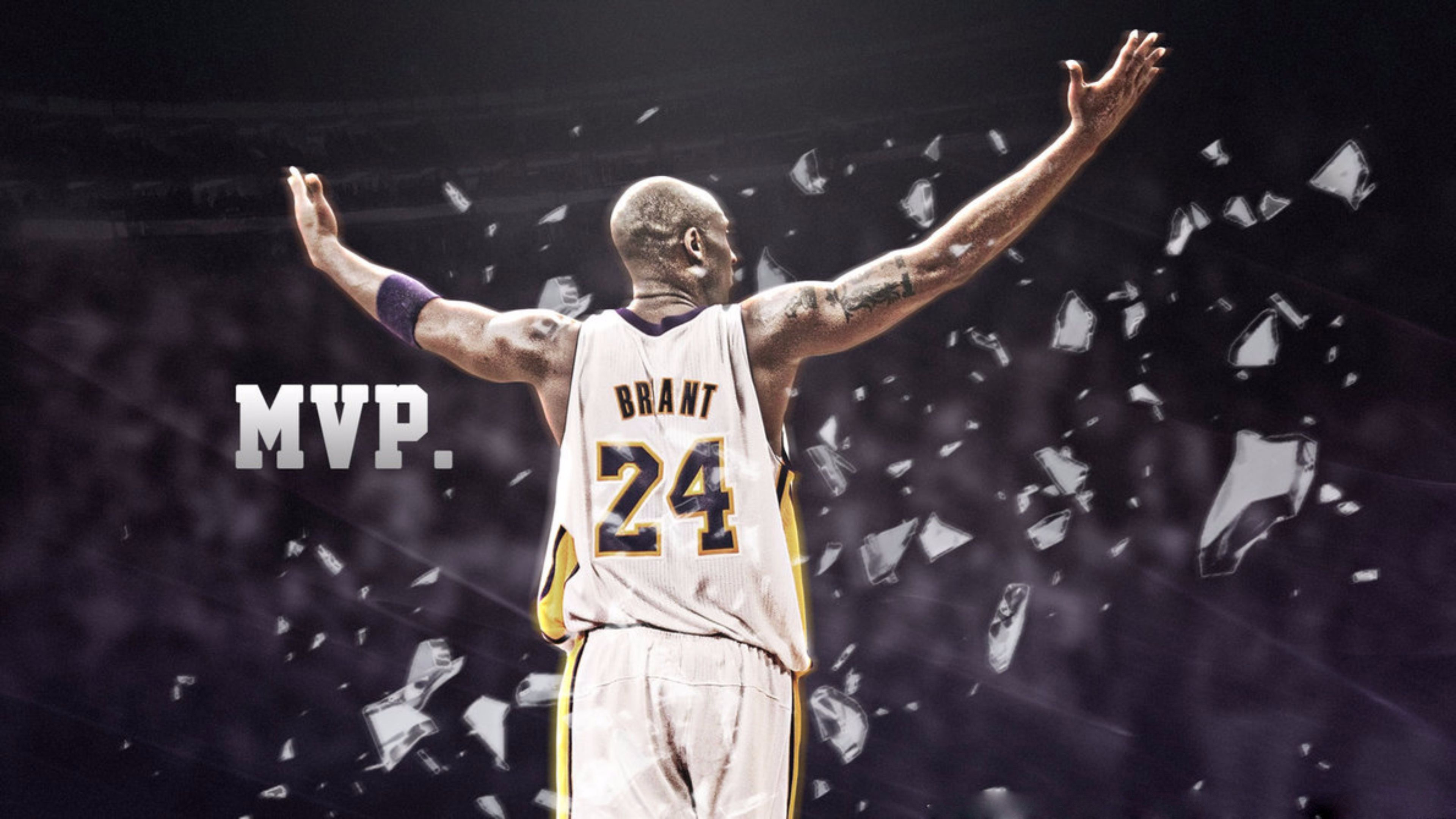 Kobe Bryant Jersey Wallpaper 8 And 24 Twice The Honor Lakers To Retire Both Kobe Jersey Numbers