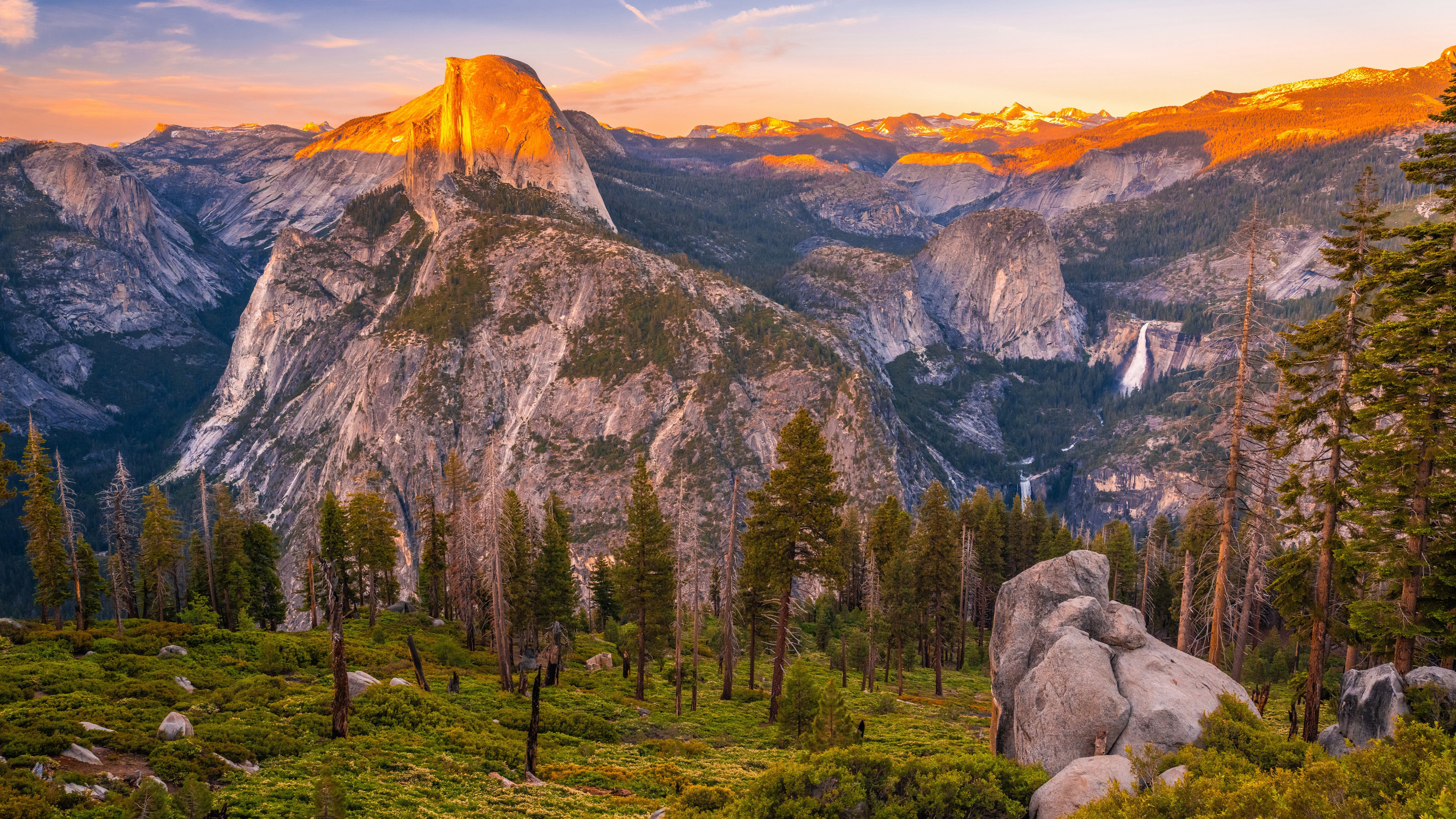 yosemite national park 4k 5k hd wallpaper 301431597499011