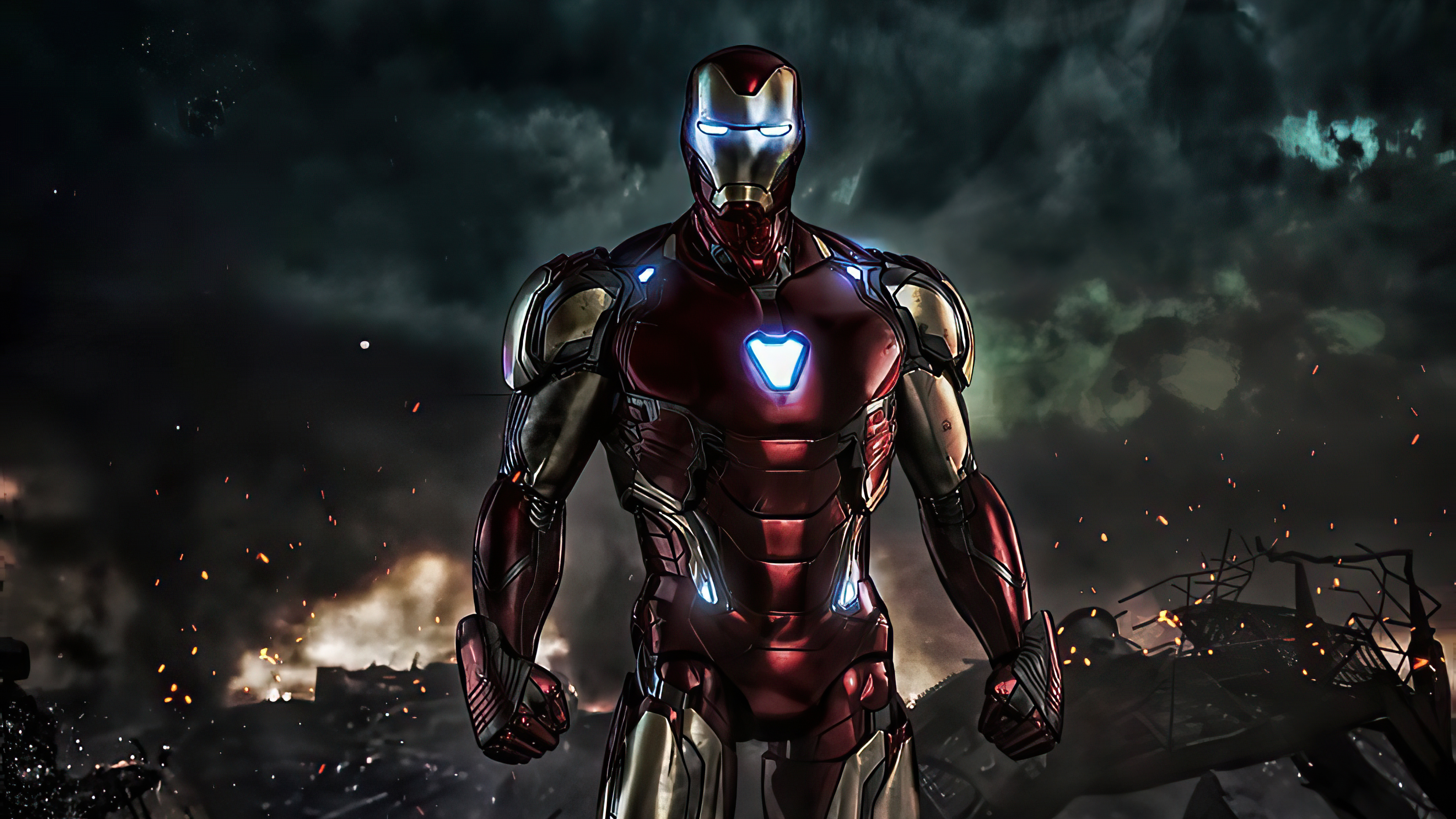 1 Iron Man Endgame Hd Wallpapers Backgrounds