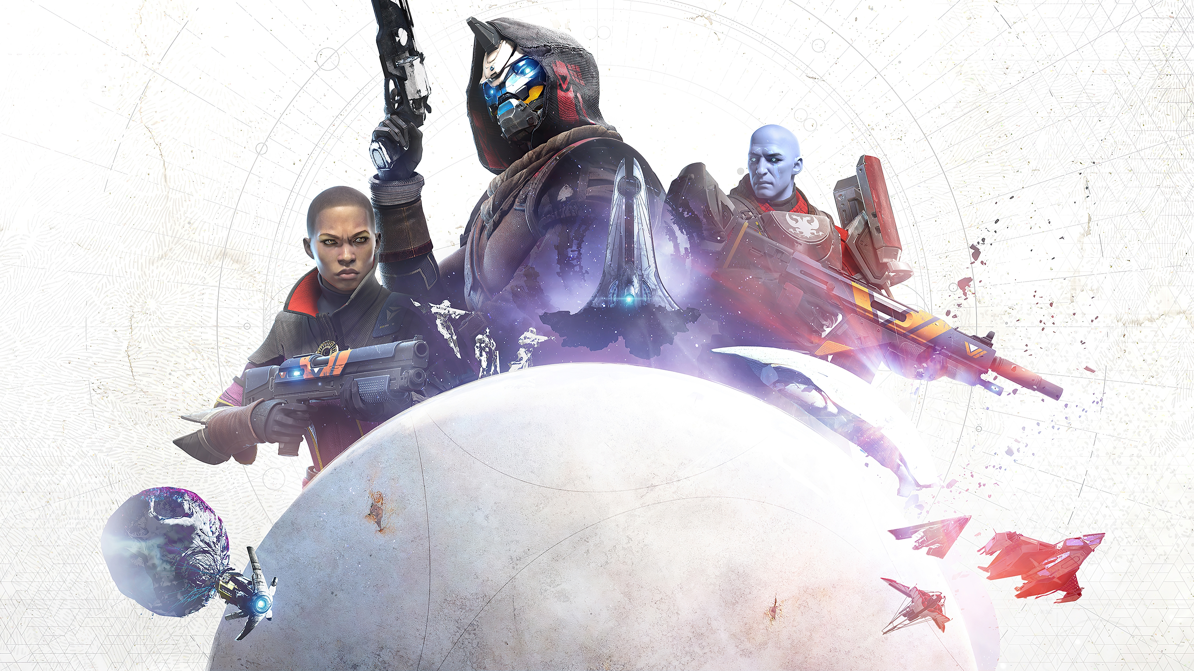 3 Destiny 2 Hd Wallpapers Backgrounds
