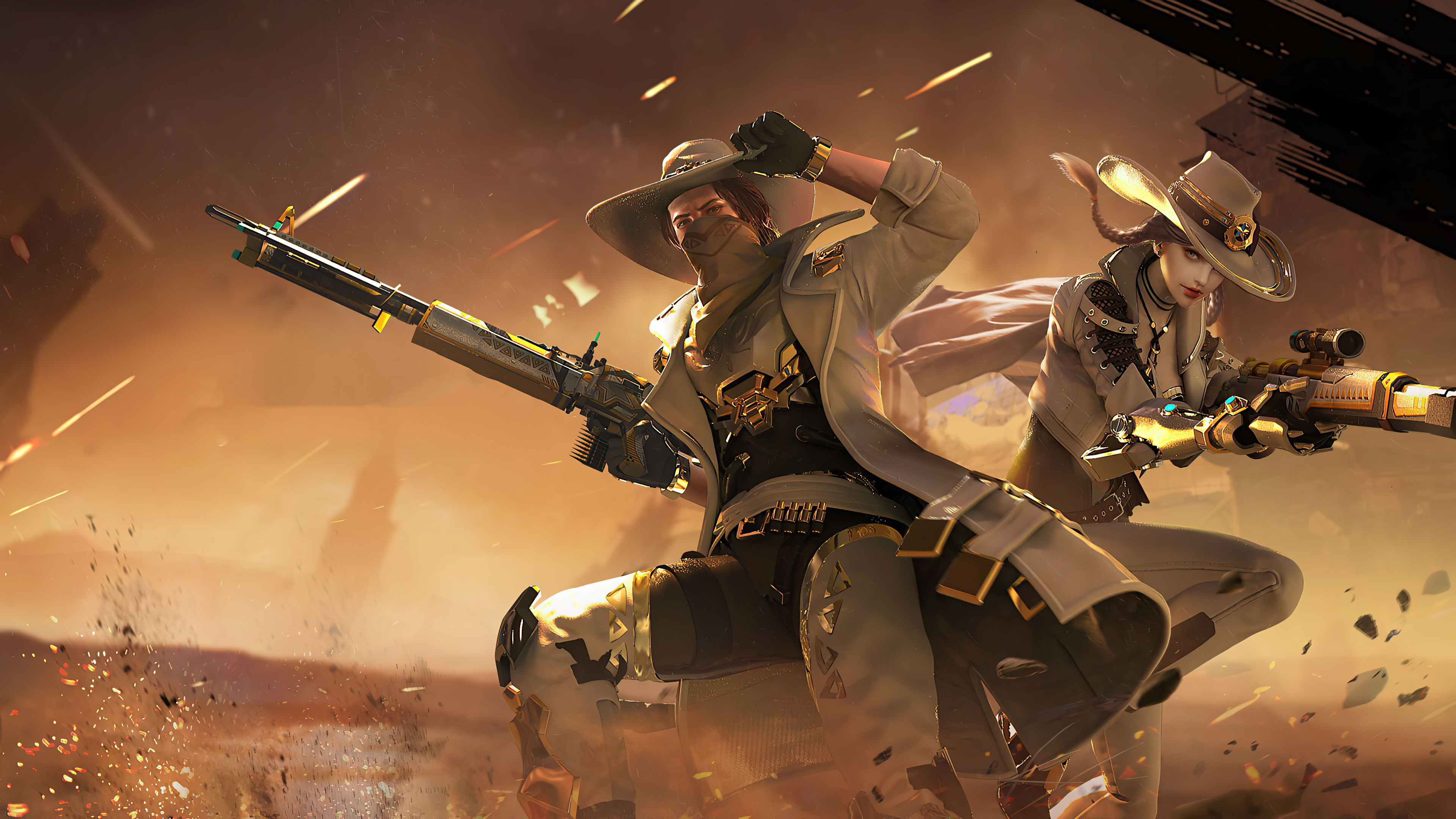 10 Garena Free Fire Hd Wallpapers Backgrounds