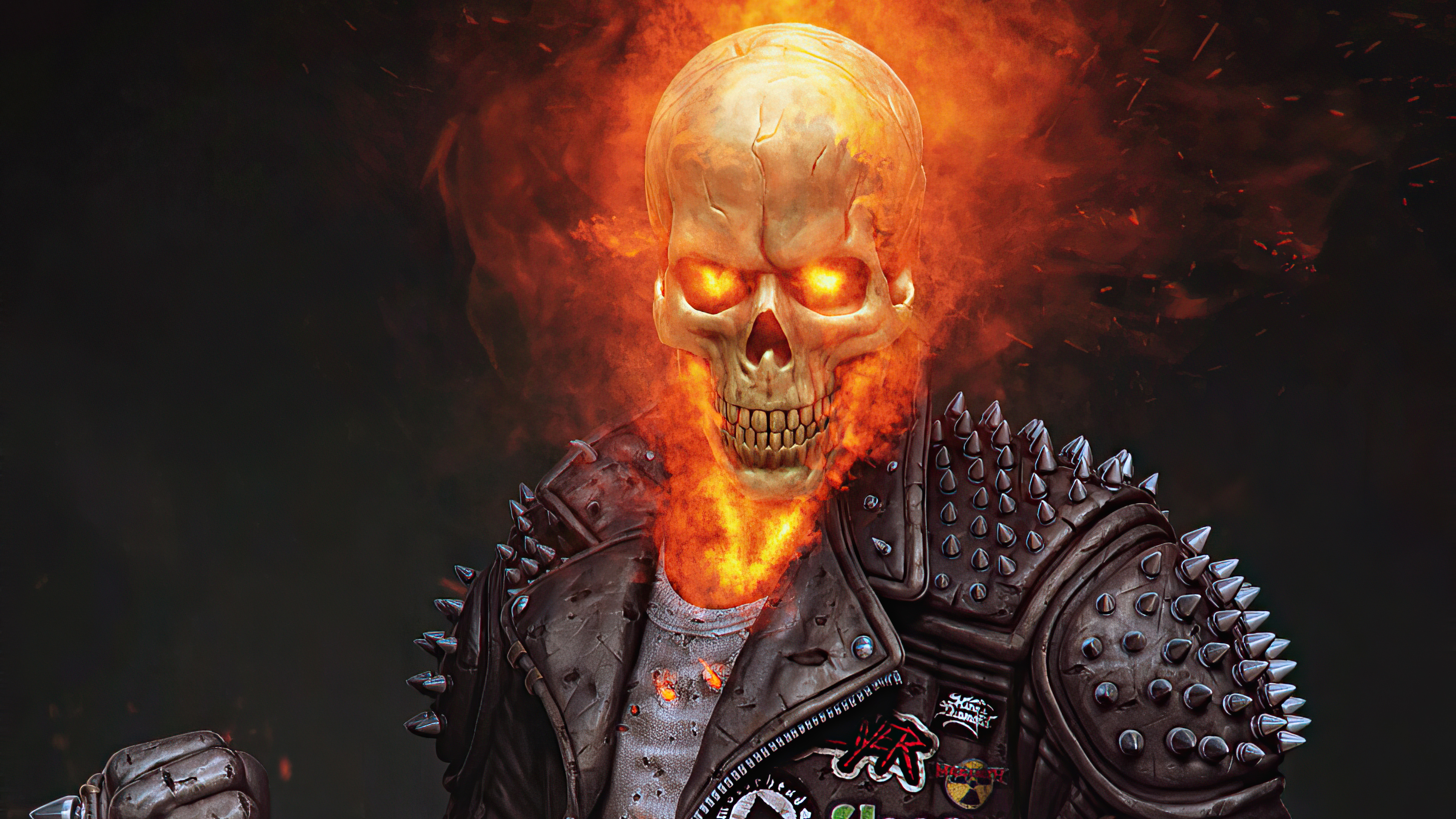 5 Ghost Rider Hd Wallpapers Backgrounds