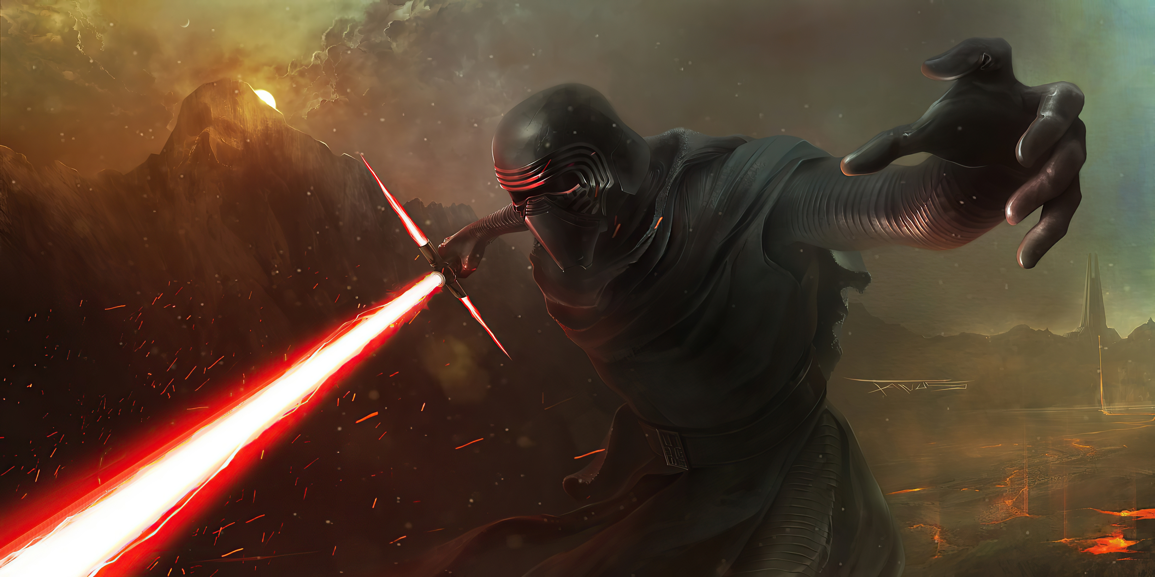 kylo ren star wars 4k 2020 wallpaper 1743751599107585